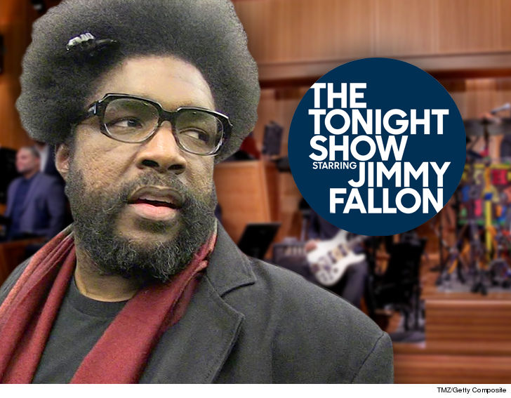 Questlove denies