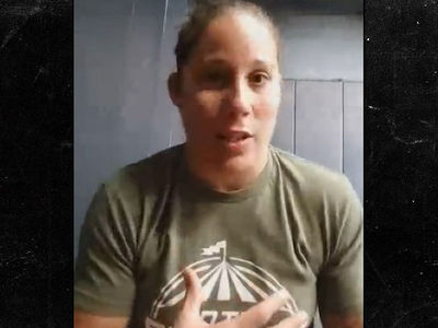 UFC's Liz Carmouche: The UFC Is Ready for a Gay Male Fighter