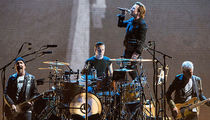 U2's 'Live' Grammys Performance Won't Be So Live After All