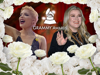 Grammy Awards NYC Florists Flooded with White Rose Requests