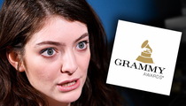 Lorde Not Performing at Grammys Because She Wasn't Offered Solo Spot