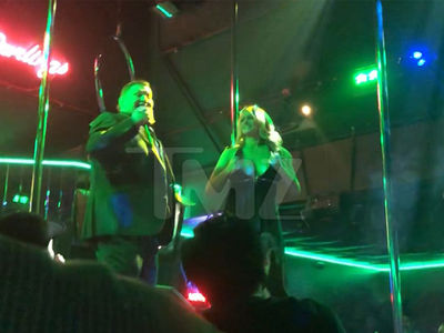 Stormy Daniels Wows Crowd at Vegas Strip Club During AVN Weekend