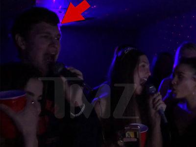'Baby Driver' Star Ansel Elgort Sings Karaoke for Friend's Birthday