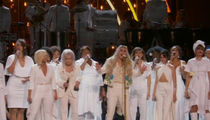 Kesha Gives Powerful Grammys Performance After Janelle Monae's Time's Up Intro