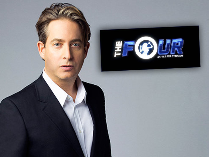 Charlie Walk 'The Four' Judge Accused of Sexual Harassment
