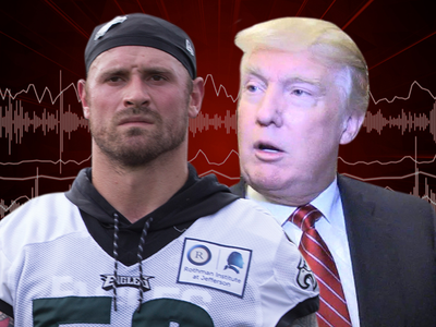 Eagles' Chris Long: I'll Boycott Trump's White House if We Win Super Bowl
