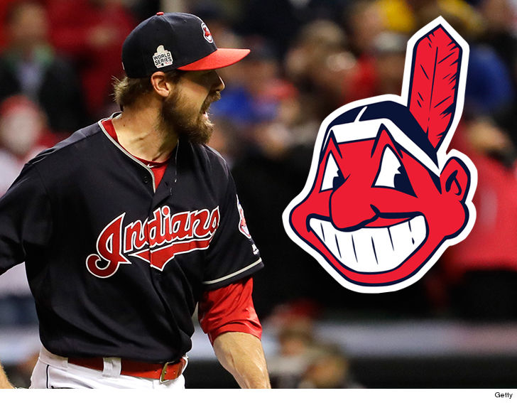 Cleveland Indians to Remove Chief Wahoo Logo From Uniforms Next Year
