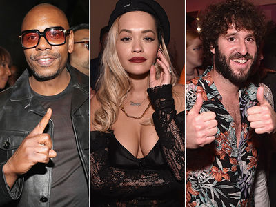 Grammy Awards After-Parties Flooded with Celebs
