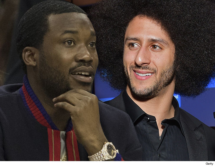 Meek Mill, Colin Kaepernick match donations for Philly youth nonprofit