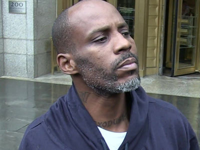 DMX Going Back to Jail for Failing Drug Tests