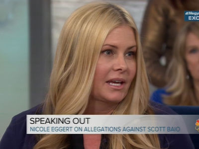 Nicole Eggert Says She Lied About Scott Baio Alleged Abuse Out of Shame