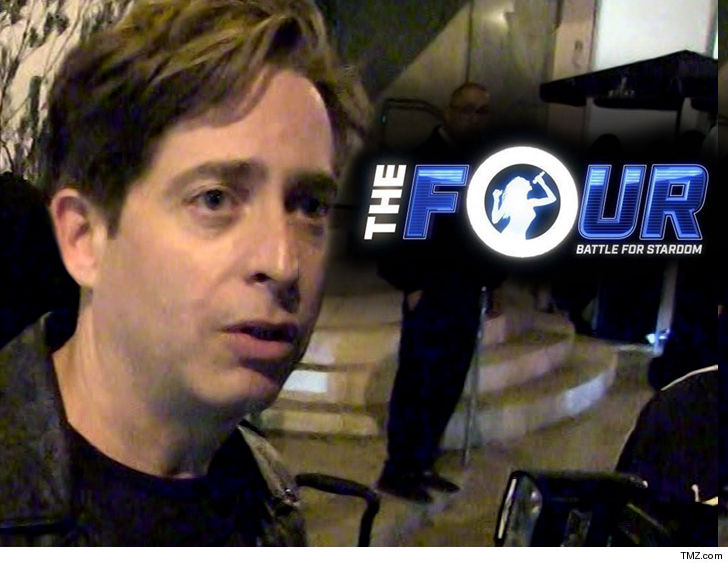 The Four: Charlie Walk Reportedly Fired Over Sexual Harassment Claims