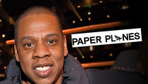 Jay-Z's Company Files Trademark Application to Expand Paper Planes Brand