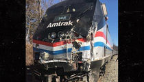 Republican Congress Members in Train Wreck