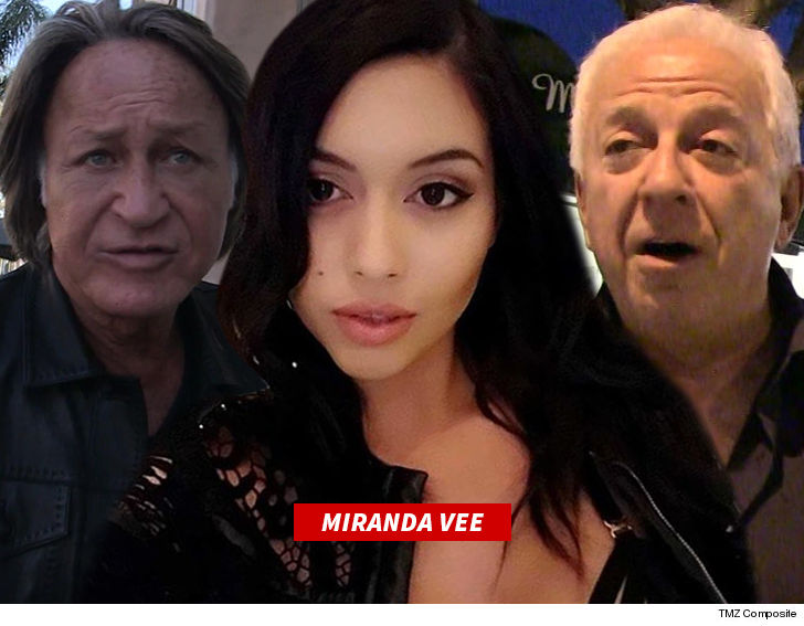 Mohamed Hadid Is Accused Of Rape By Guess Model Miranda Vee