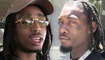 Quavo Fight with Jeweler Over Offset's Alleged $10k Debt