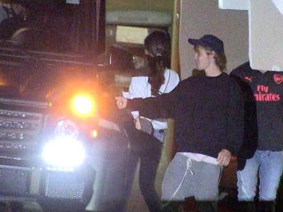 Justin Bieber and Selena Gomez Together Despite Breakup Rumors