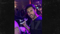 Brody Jenner Drinks Beer Out of His Shoe, Slams DJ Who Won't Join Him