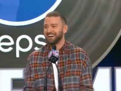 Justin Timberlake: Let's Talk Super Bowl Halftime!