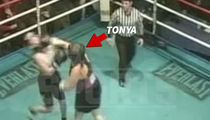 Tonya Harding's Most Brutal Knockout Video Unearthed