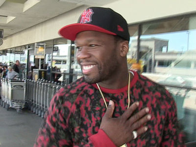 50 Cent Locking Down Rights For Two New Shows