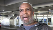 Charles Oakley Assault Case Dismissed, Still Banned from MSG