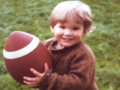 Guess Who This Football Fella Turned Into!