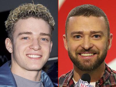 Justin Timberlake -- Good Genes or Good Docs?