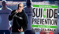 Logic's Grammys Performance Helped Triple Calls to National Suicide Prevention Lifeline