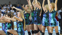 Meet the Cheerleaders of LaMelo and LiAngelo Ball's Lithuanian Hoops Team