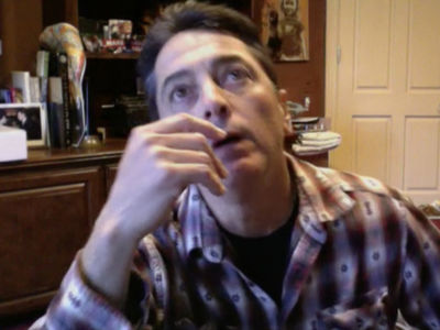 Scott Baio Fights Back Tears Reacting To Nicole Eggert's Latest Shot