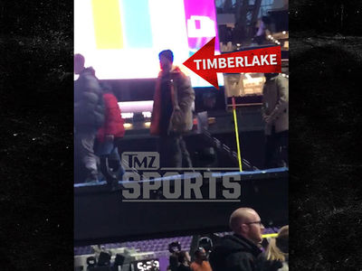 Justin Timberlake Super Bowl Performance Sneak Peek (SPOILER ALERT)