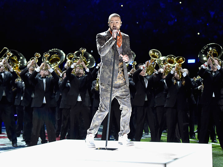 Image result for marching band super bowl 52 halftime show