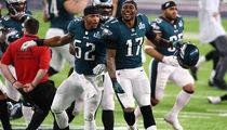 Philadelphia Eagles Celebrate Super Bowl LII Win Over Tom Brady's Patriots