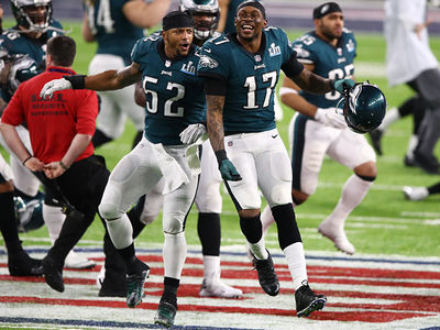 Philadelphia Eagles Celebrate Super Bowl LII Win Over Tom Brady's Patriots