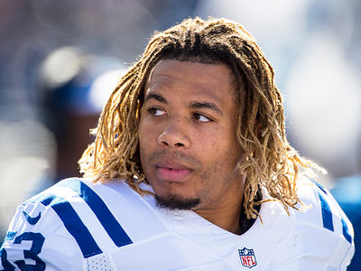 Colts Linebacker Edwin Jackson Dead at 26, Hit By Suspected Drunk Driver