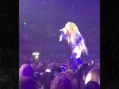 Jennifer Lopez Performs Prince Tribute at Super Bowl Party