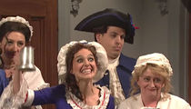 Tina Fey, Rachel Dratch Return to SNL in Revolutionary War Rivalry Between Boston and Philly