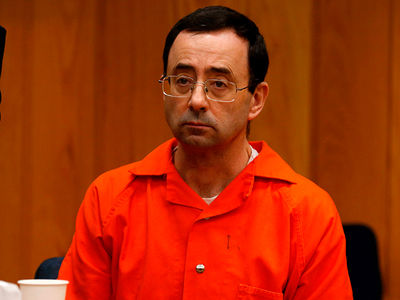 Larry Nassar Sentenced Again, Gets Up to 125 Years for Sexual Abuse