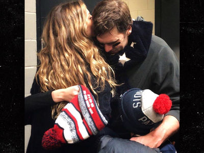 Gisele: Congrats to Eagles, But Tom Brady's Still the Best Ever