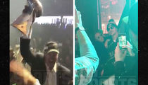 Philadelphia Eagles Stars Turn Up at Raging Super Bowl After-Party!