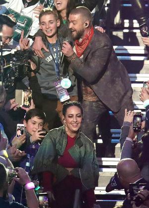 Justin Timberlake's Super Bowl 52 Halftime Performance