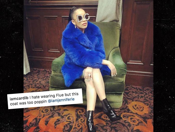 Cardi B getting death threats from gang over Instagram