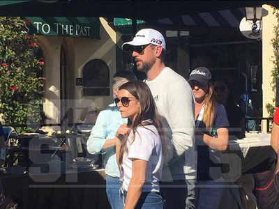Aaron Rodgers & Danica Patrick: First Coupley Public Event