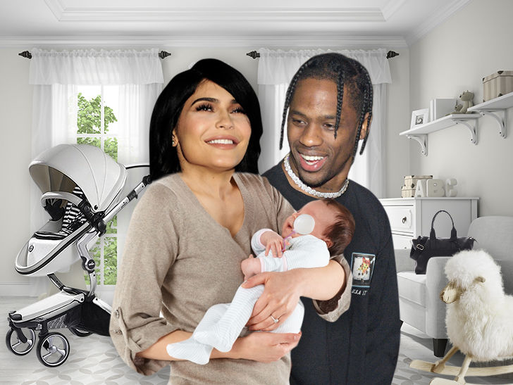 Kylie Jenner Chose Stormi as Daughter