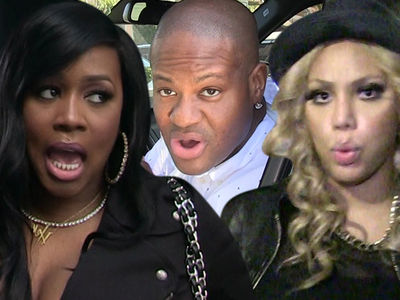 Remy Ma Fires Tamar Braxton's Husband, Vincent Herbert, As Her Manager