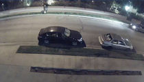 Rasual Butler: Surveillance Cam Captures Deadly Crash Audio