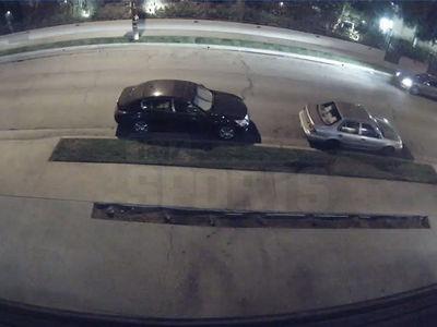 Rasual Butler: Surveillance Cam Captures Deadly Crash Audio