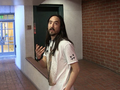 Steve Aoki Says There's Rampant Discrimination Against Female DJs