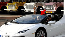 Mike 'The Situation' Sorrentino Exotic Car Shopping with Ronnie, Vinny and Pauly D